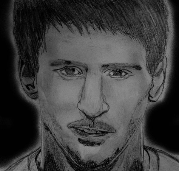 Lionel Messi by moreno38